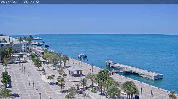 Key West port cam
