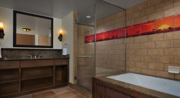 Kidani Villa bathroom