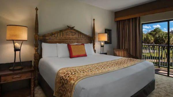 Kidani Villa bedroom