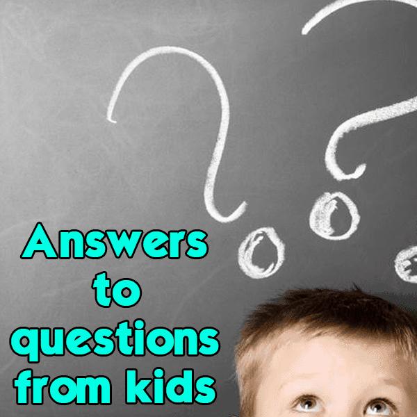 kidsquestionssquare