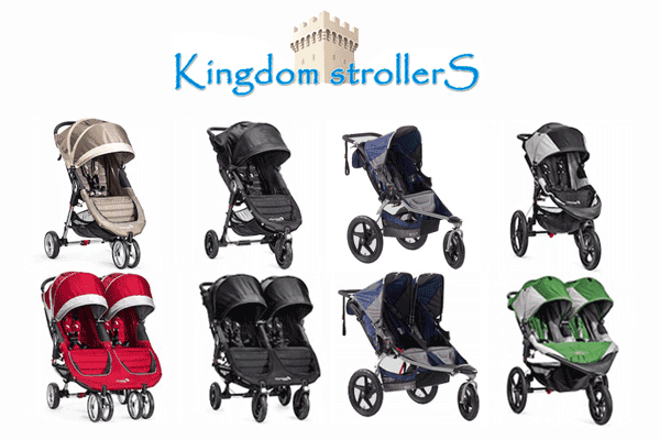kingdomstrollers - Comparing the best Disney World stroller options