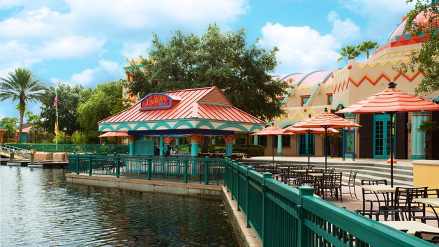 Coronado Springs Resort – Reopening 10/14/20 - Laguna Bar – Temporarily Closed