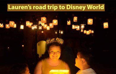 lauren road trip 390x250 - Lauren road tripped to WDW w/her sons - PREP177