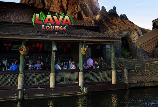 Lava Lounge in Disney Springs