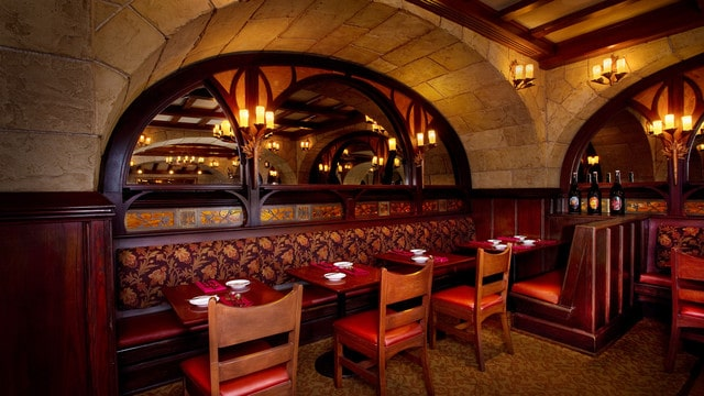 Epcot Dining - Le Cellier Steakhouse (lunch)