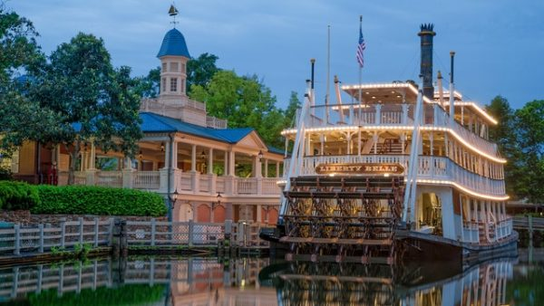 libertysquareriverboat 600x338 - Complete guide to Magic Kingdom rides and attractions