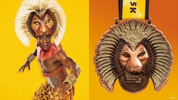 rundisney lion king virtual series timeless classic