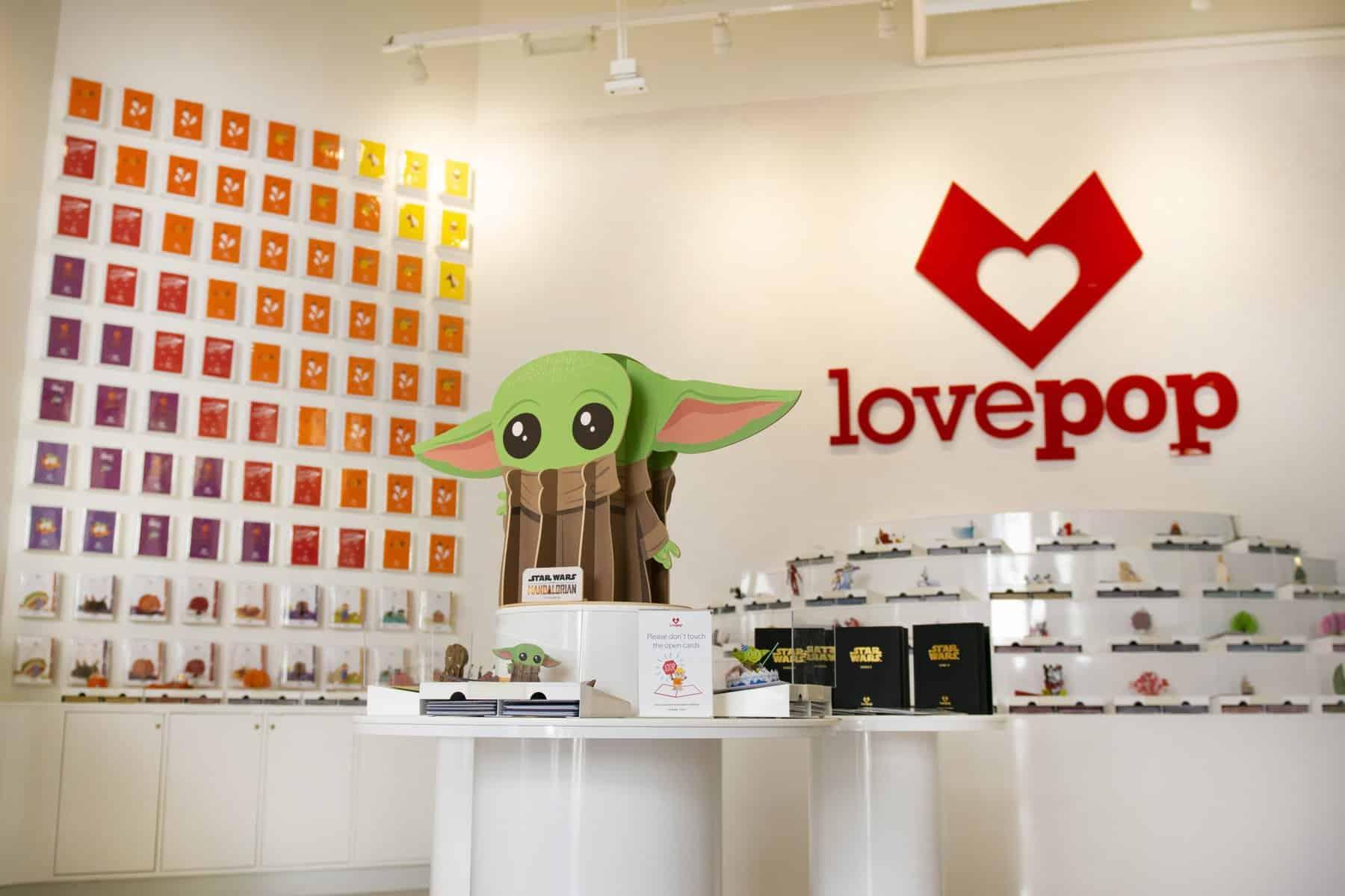 lovepop in Disney Springs