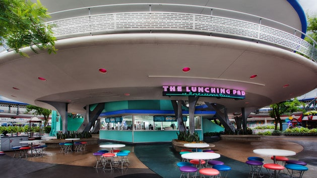 Pros and Cons for All Magic Kingdom Restaurants - The Lunching Pad (lunch) – Temporarily Closed