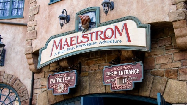 maelstrom 00 - Things that don't exist at Disney World anymore
