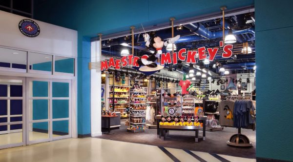 Maestro Mickey's at All-Star Music