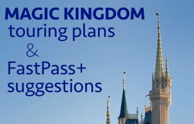 magickingdomtouringplans 390x250 - Magic Kingdom touring plans and FastPass+ suggestions for 2017