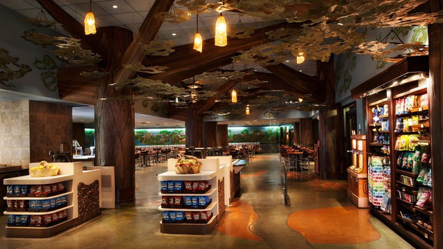 Animal Kingdom Lodge – Temporarily Closed - The Mara (breakfast) – Temporarily Closed