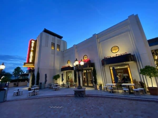 Maria & Enzo's in Disney Springs