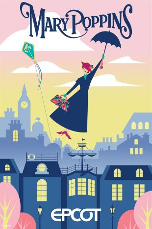 Mary Poppins area