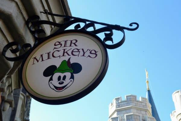 Sir Mickey's