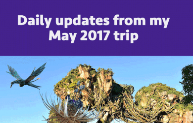 maypodcast 390x250 - My May 2017 trip report - PREP147