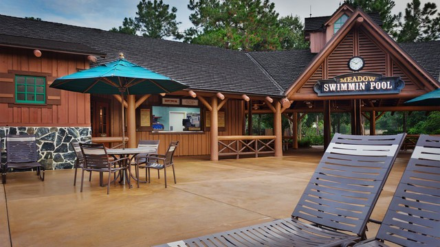 Fort Wilderness Campsites - Meadow Snack Bar