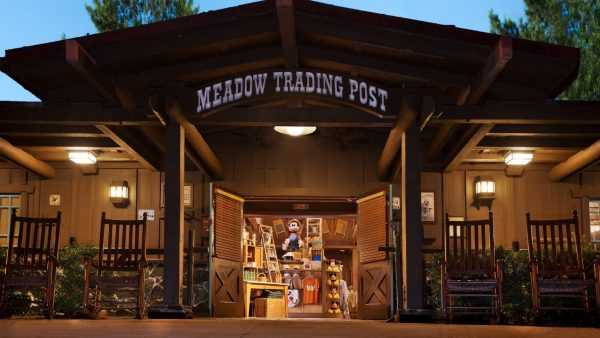 Meadow Trading Post at Fort Wilderness Campsites