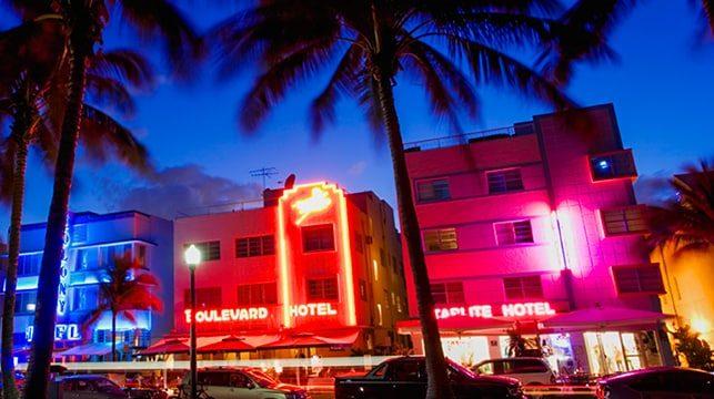 Miami, Disney Cruise Line Port of Call