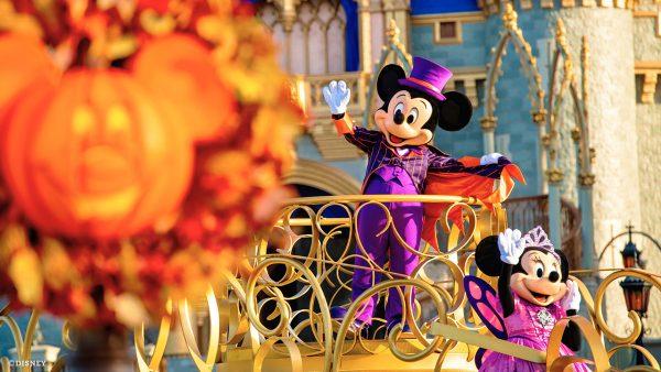 Mickey Boo to You Cavalcade