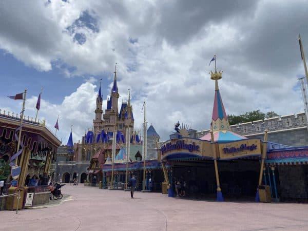 Mickey's PhilharMagic in Magic Kingdom