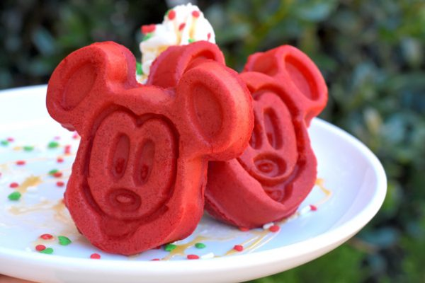 mickeys very merry waffle 600x400 - Tickets now on sale for Mickey's Very Merry Christmas Party
