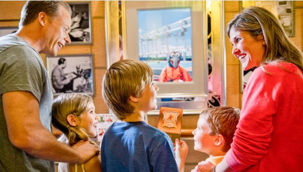 Midship Detective Agency on Disney Cruise Line