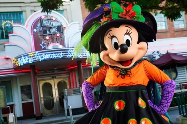 Minnie's Halloween Dine at Hollywood Studios