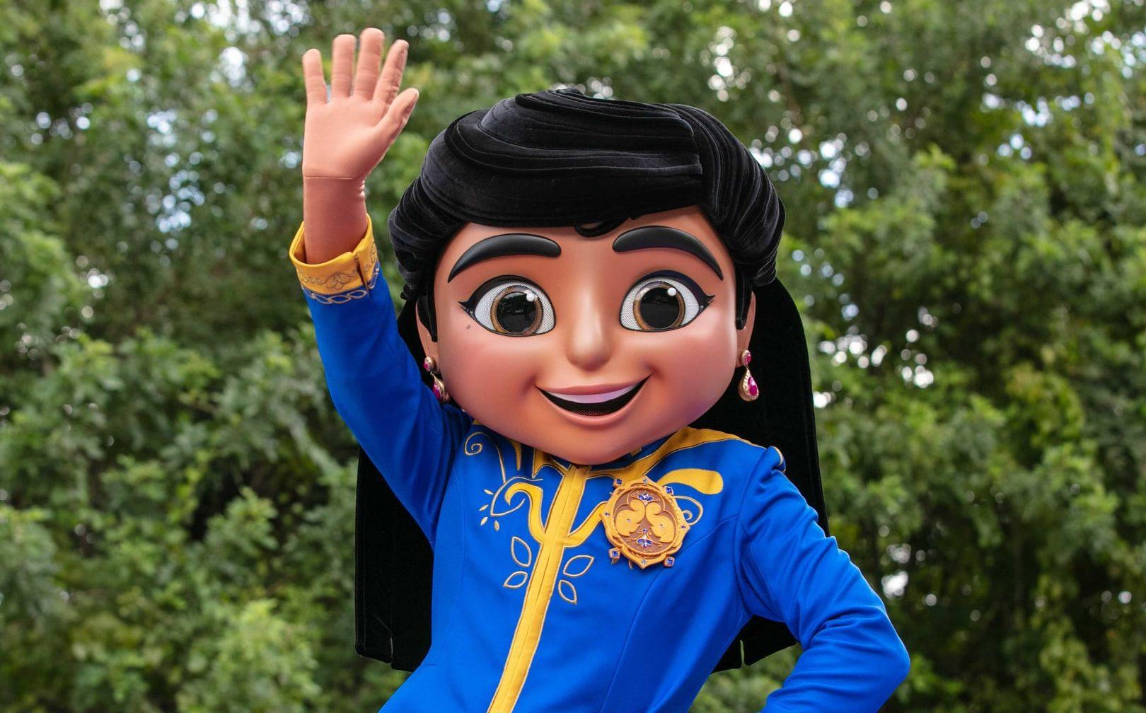 Mira from Disney Junior