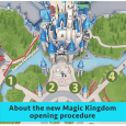 About the new Magic Kingdom opening procedure | WDW Prep School