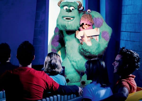 Monsters Inc. Mike & Sulley to the Rescue