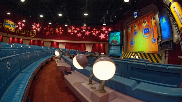 Monsters, Inc Laugh Floor – Temporarily Unavailable