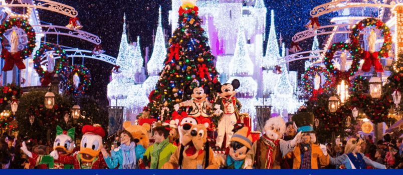 mickeys very merry christmas party get all the details - When Does Christmas Start At Disneyland