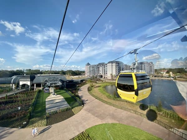 Walt Disney World Skyliner Gondolas