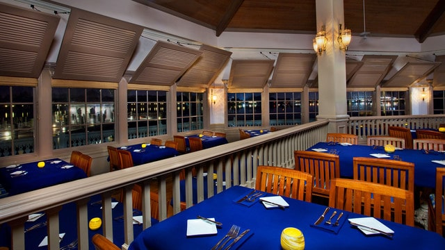 Grand Floridian Resort - Narcoossee's (dinner)