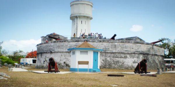 Nassau Forts and Junkaroo Discovery