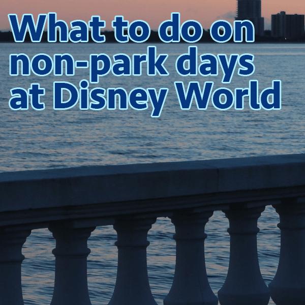 non park day header image