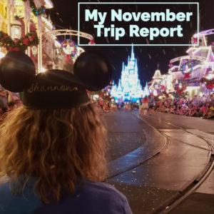 school trip report