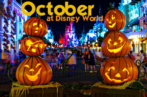 octoberheader 1 - October at Disney World in 2017