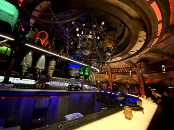 oga's cantina at hollywood studios
