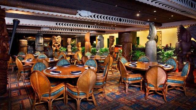 Polynesian Village Resort - Ohana (dinner)