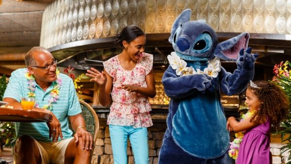 ohanabreakfast 600x338 - The best 8-day Disney World itinerary for families