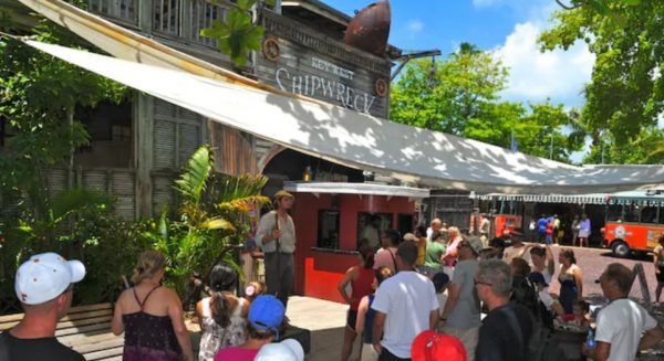 Open-Air Sightseeing Tour in Key West