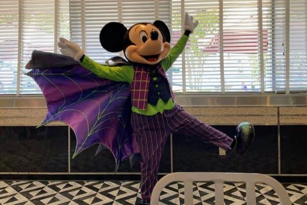 Mickey Halloween costume Hollywood & Vine