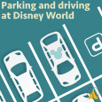 Parking and driving at Disney World