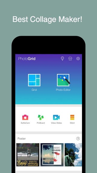 how to make a photo grid in word