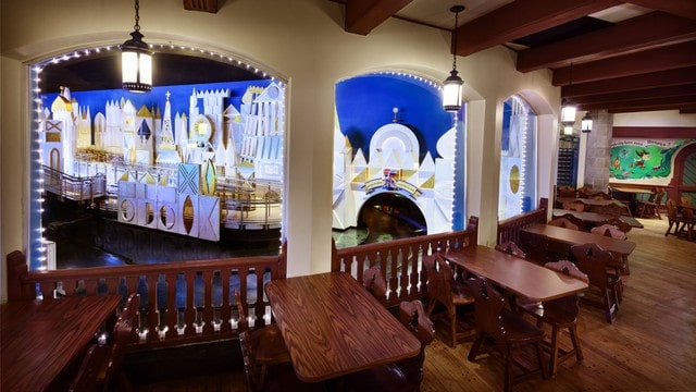 Pros and Cons for All Magic Kingdom Restaurants - Pinocchio Village Haus (lunch)