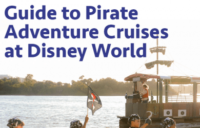 Guide to Pirate Adventure Cruises at Disney World