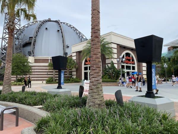 Planet Hollywood in Disney Springs